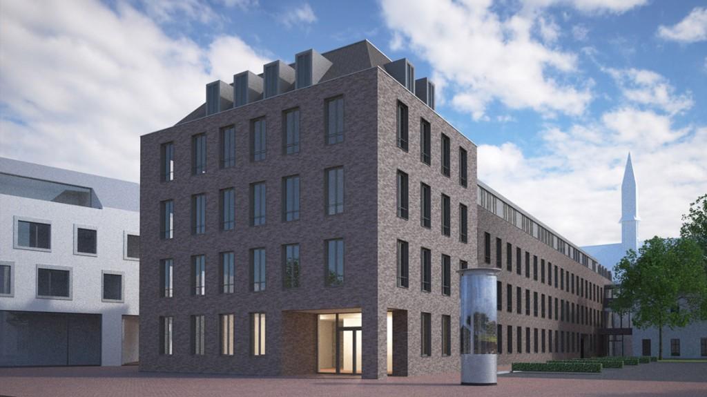 Architekten Kleve rathaus kleve kopfbau lorber paul architekten
