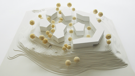 Wettbewerb Neubebauung Rodelberg, Mainz, 4. Preis