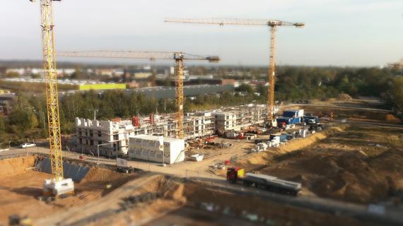 D-MIN Baustellenbericht