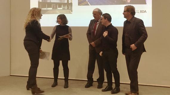 Anerkannt! Die Heilandkirche zählt zu den Guten Bauten Bonn